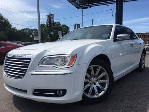 2013 Chrysler 300 for sale at LUXURY AUTO MALL in Tampa FL