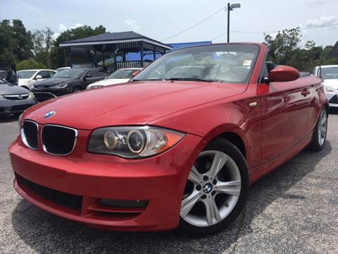 2009 BMW 1 Series for sale at LUXURY AUTO MALL in Tampa FL