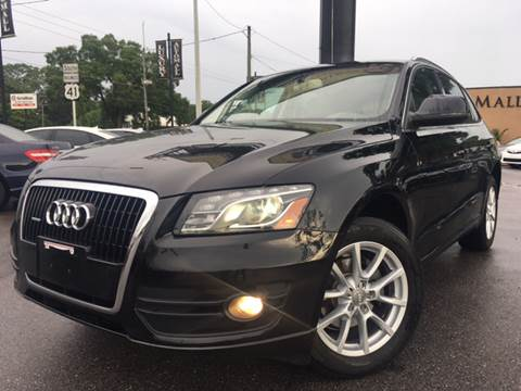 2009 Audi Q5 for sale at LUXURY AUTO MALL in Tampa FL