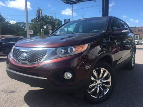 2011 Kia Sorento for sale at LUXURY AUTO MALL in Tampa FL
