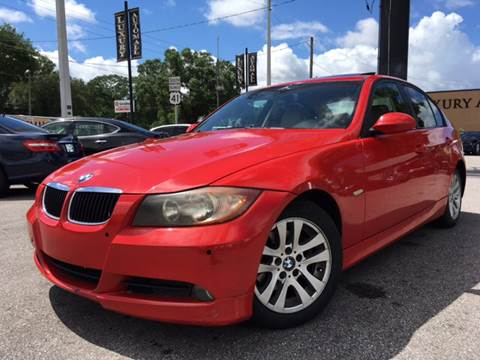 2006 BMW 3 Series for sale at LUXURY AUTO MALL in Tampa FL