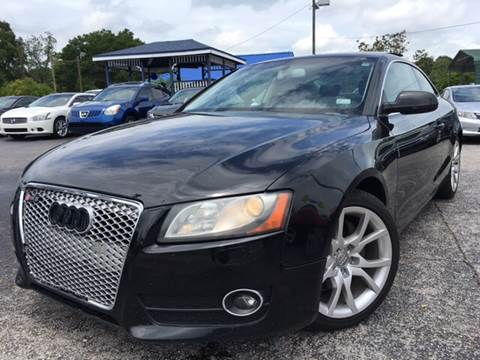 2012 Audi A5 for sale at LUXURY AUTO MALL in Tampa FL