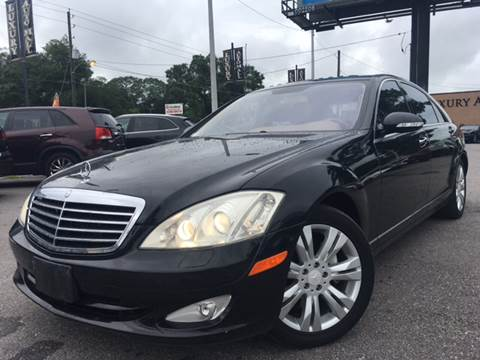 2009 Mercedes-Benz S-Class for sale at LUXURY AUTO MALL in Tampa FL