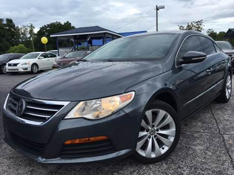 2012 Volkswagen CC for sale at LUXURY AUTO MALL in Tampa FL