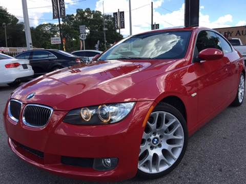 2007 BMW 3 Series for sale at LUXURY AUTO MALL in Tampa FL