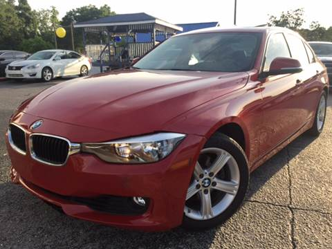 2013 BMW 3 Series for sale at LUXURY AUTO MALL in Tampa FL