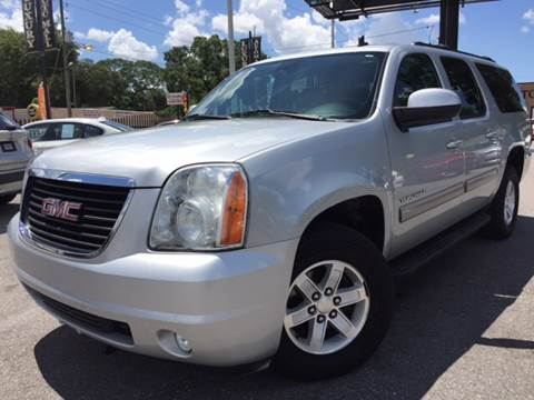 2013 GMC Yukon XL for sale at LUXURY AUTO MALL in Tampa FL