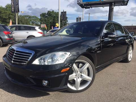 2008 Mercedes-Benz S-Class for sale at LUXURY AUTO MALL in Tampa FL