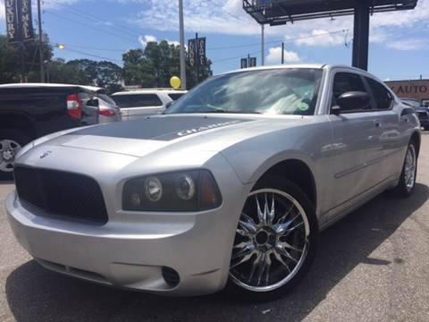 2006 Dodge Charger for sale at LUXURY AUTO MALL in Tampa FL