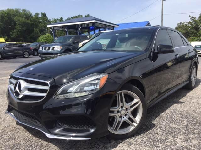 MercedesBenz EClass E Sport In Tampa FL LUXURY AUTO MALL - Mercedes benz auto mall