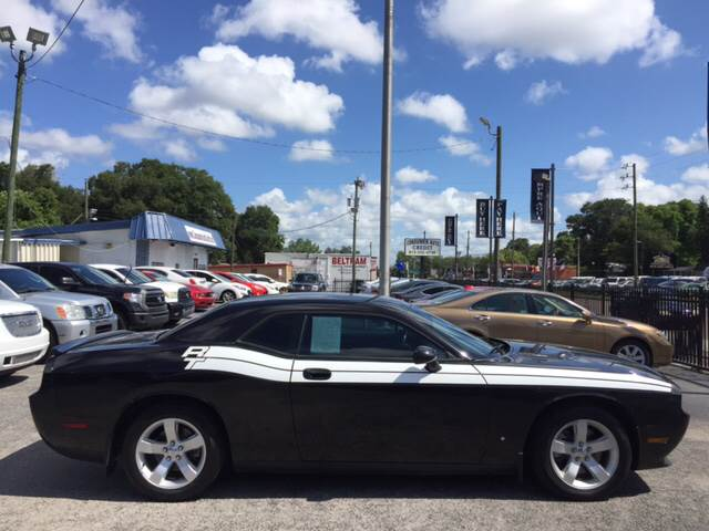 2010 Dodge Challenger for sale at LUXURY AUTO MALL in Tampa FL