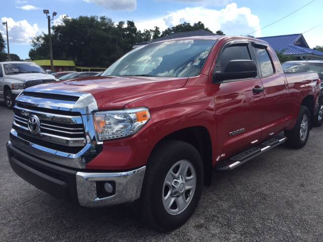 2016 Toyota Tundra for sale at LUXURY AUTO MALL in Tampa FL