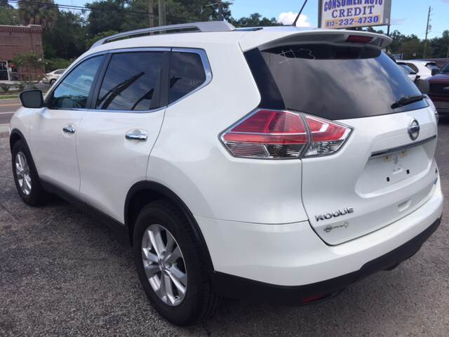 2014 Nissan Rogue for sale at LUXURY AUTO MALL in Tampa FL