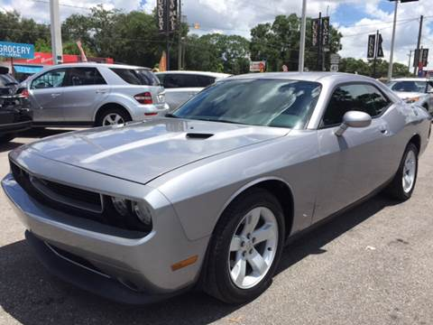 2014 Dodge Challenger for sale at LUXURY AUTO MALL in Tampa FL