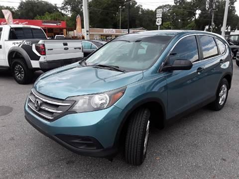 2014 Honda CR-V for sale in Tampa, FL