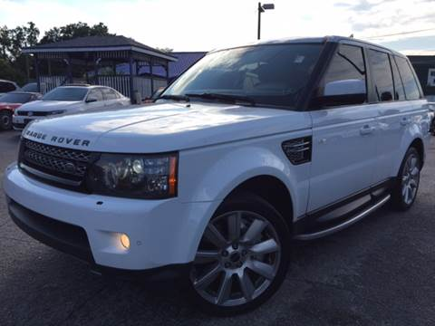Land Rover Tampa >> Land Rover Range Rover Sport For Sale In Tampa Fl Luxury