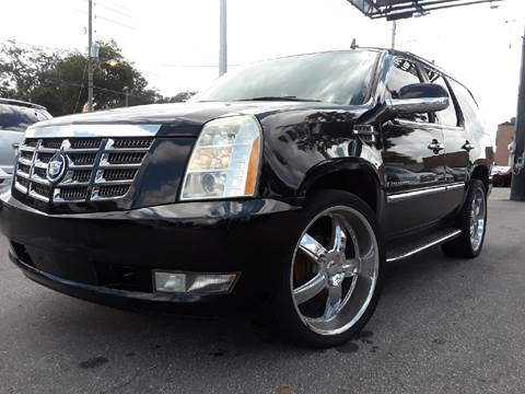 2007 Cadillac Escalade for sale in Tampa, FL