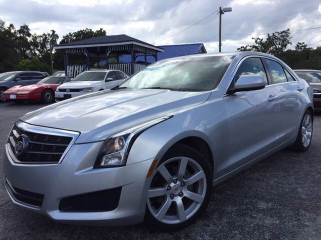 2013 Cadillac ATS for sale at LUXURY AUTO MALL in Tampa FL