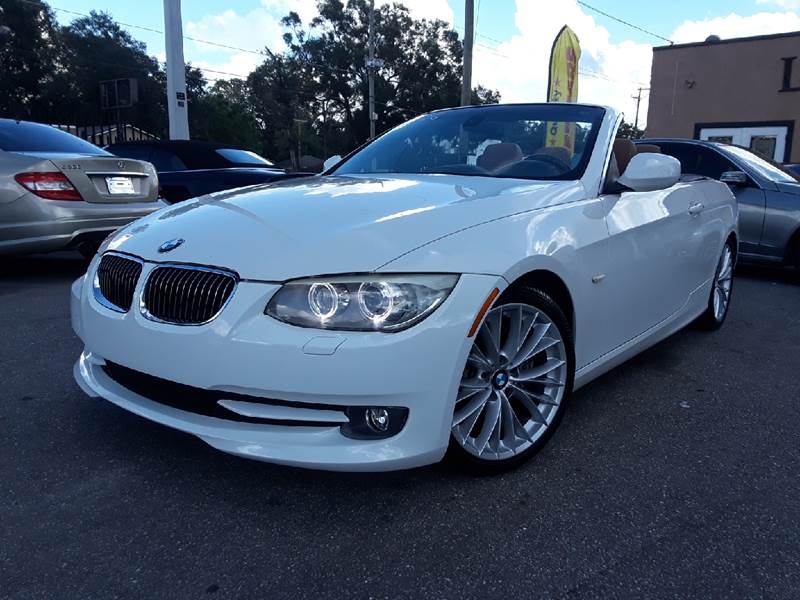 2011 BMW 3 Series for sale at LUXURY AUTO MALL in Tampa FL