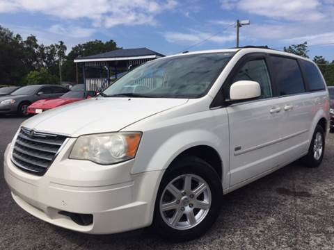 2008 Chrysler Town and Country for sale at LUXURY AUTO MALL in Tampa FL