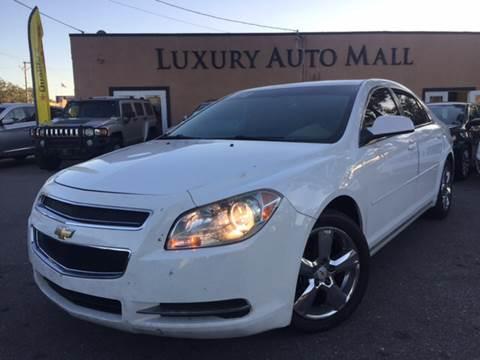 2011 Chevrolet Malibu for sale at LUXURY AUTO MALL in Tampa FL