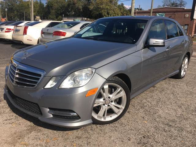 MercedesBenz EClass E Luxury In Tampa FL LUXURY AUTO MALL - Mercedes benz auto mall