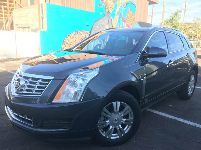 2013 Cadillac Srx Luxury Collection In Tampa Fl Luxury Auto Mall