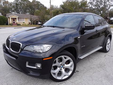 2013 BMW X6 for sale at LUXURY AUTO MALL in Tampa FL