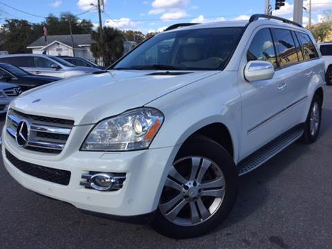 2009 Mercedes-Benz GL-Class for sale at LUXURY AUTO MALL in Tampa FL