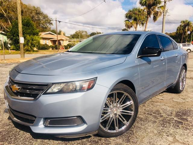 2014 Chevrolet Impala for sale at LUXURY AUTO MALL in Tampa FL