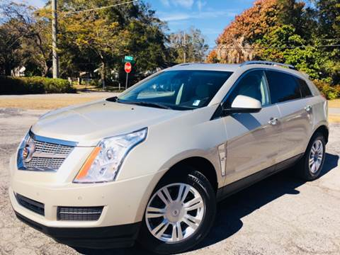 2010 Cadillac SRX for sale at LUXURY AUTO MALL in Tampa FL