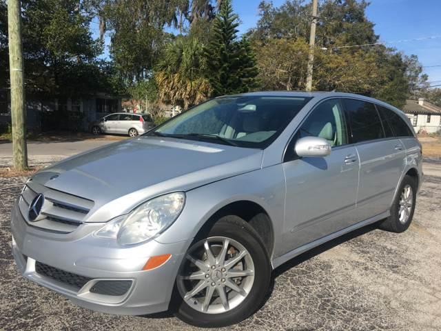 MercedesBenz RClass R In Tampa FL LUXURY AUTO MALL - Mercedes benz auto mall