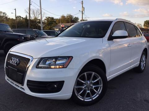 2011 Audi Q5 for sale at LUXURY AUTO MALL in Tampa FL