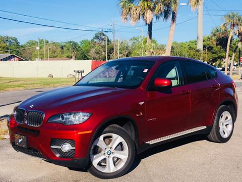 2012 BMW X6 for sale at LUXURY AUTO MALL in Tampa FL