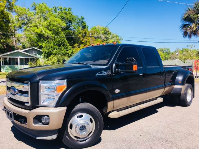 2013 ford f-350 super duty king ranch in tampa fl - luxury auto mall