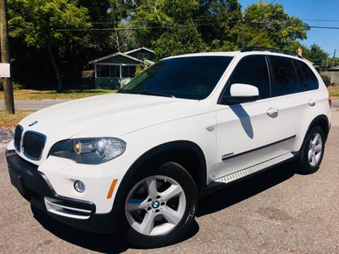 2009 BMW X5 for sale at LUXURY AUTO MALL in Tampa FL