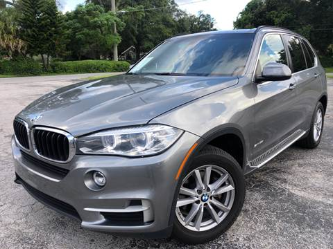 2015 BMW X5 for sale at LUXURY AUTO MALL in Tampa FL