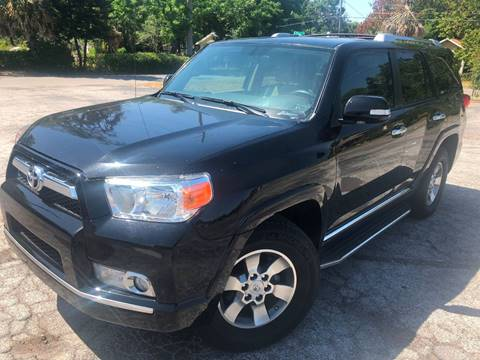 2011 Toyota 4Runner for sale at LUXURY AUTO MALL in Tampa FL