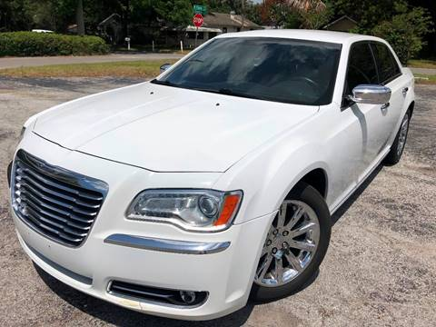2012 Chrysler 300 for sale at LUXURY AUTO MALL in Tampa FL