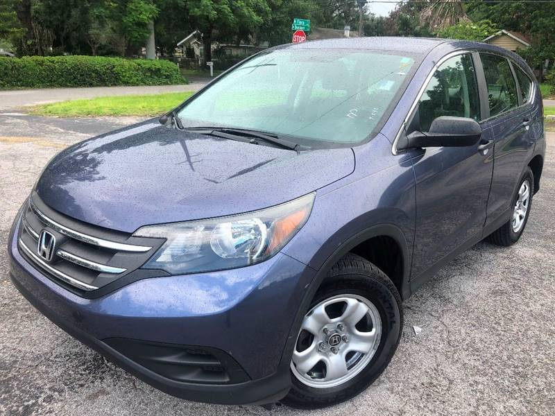 2012 Honda CR-V for sale at LUXURY AUTO MALL in Tampa FL