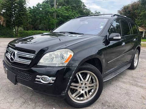 2007 Mercedes-Benz GL-Class for sale at LUXURY AUTO MALL in Tampa FL