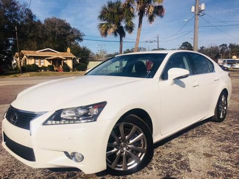 2015 Lexus GS 350 for sale at LUXURY AUTO MALL in Tampa FL