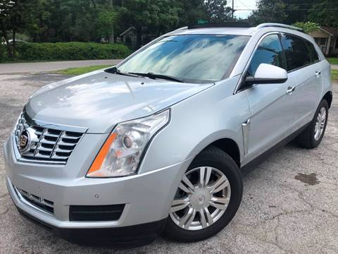 2013 Cadillac SRX for sale at LUXURY AUTO MALL in Tampa FL