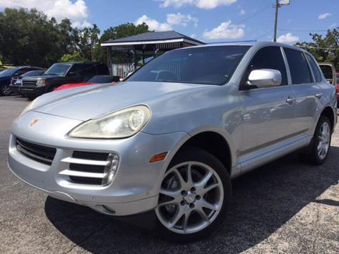 2008 Porsche Cayenne for sale at LUXURY AUTO MALL in Tampa FL