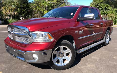 2014 RAM Ram Pickup 1500 for sale at LUXURY AUTO MALL in Tampa FL