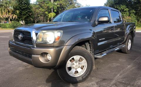 2011 Toyota Tacoma for sale at LUXURY AUTO MALL in Tampa FL