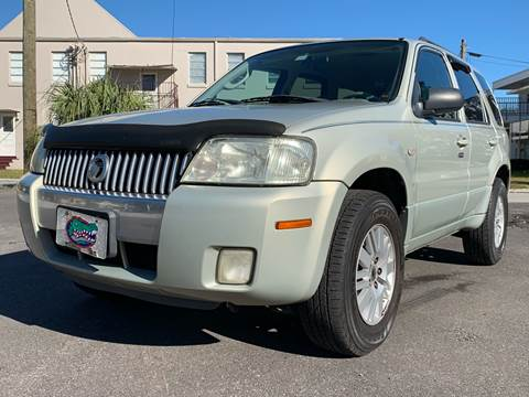 2005 Mercury Mariner for sale at LUXURY AUTO MALL in Tampa FL