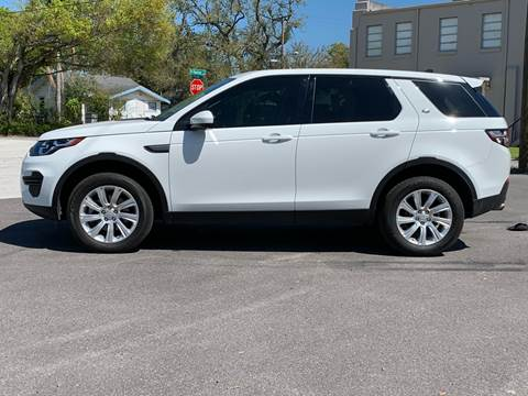 Land Rover Tampa >> 2016 Land Rover Discovery Sport For Sale In Tampa Fl