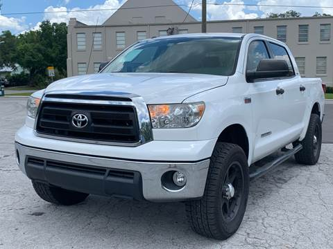2012 Toyota Tundra for sale at LUXURY AUTO MALL in Tampa FL
