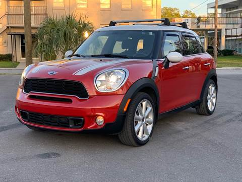 2013 MINI Countryman for sale at LUXURY AUTO MALL in Tampa FL